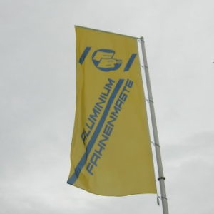 ROTOP-E Ausleger-Fahnenstange